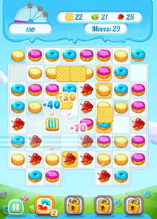 Cookie Crush 3 online spielen
