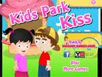 Kids Park Kiss Game