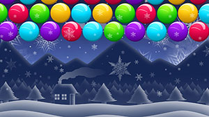 Smarty Bubbles X-Mas - Bubble Shooter
