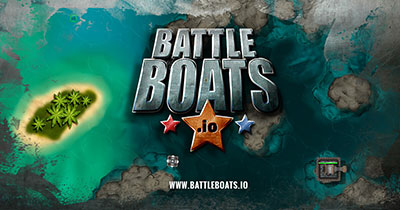 Battle Boats io spielen