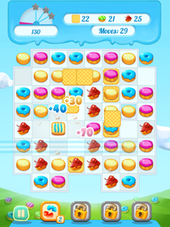 Cookie Crush 2 online spielen