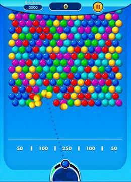 Bubble Shooter Arcade spielen
