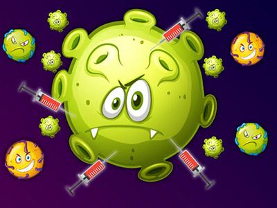 Coronavirus Behandlung spiel
